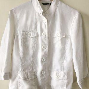 Women's size M Linen jacket